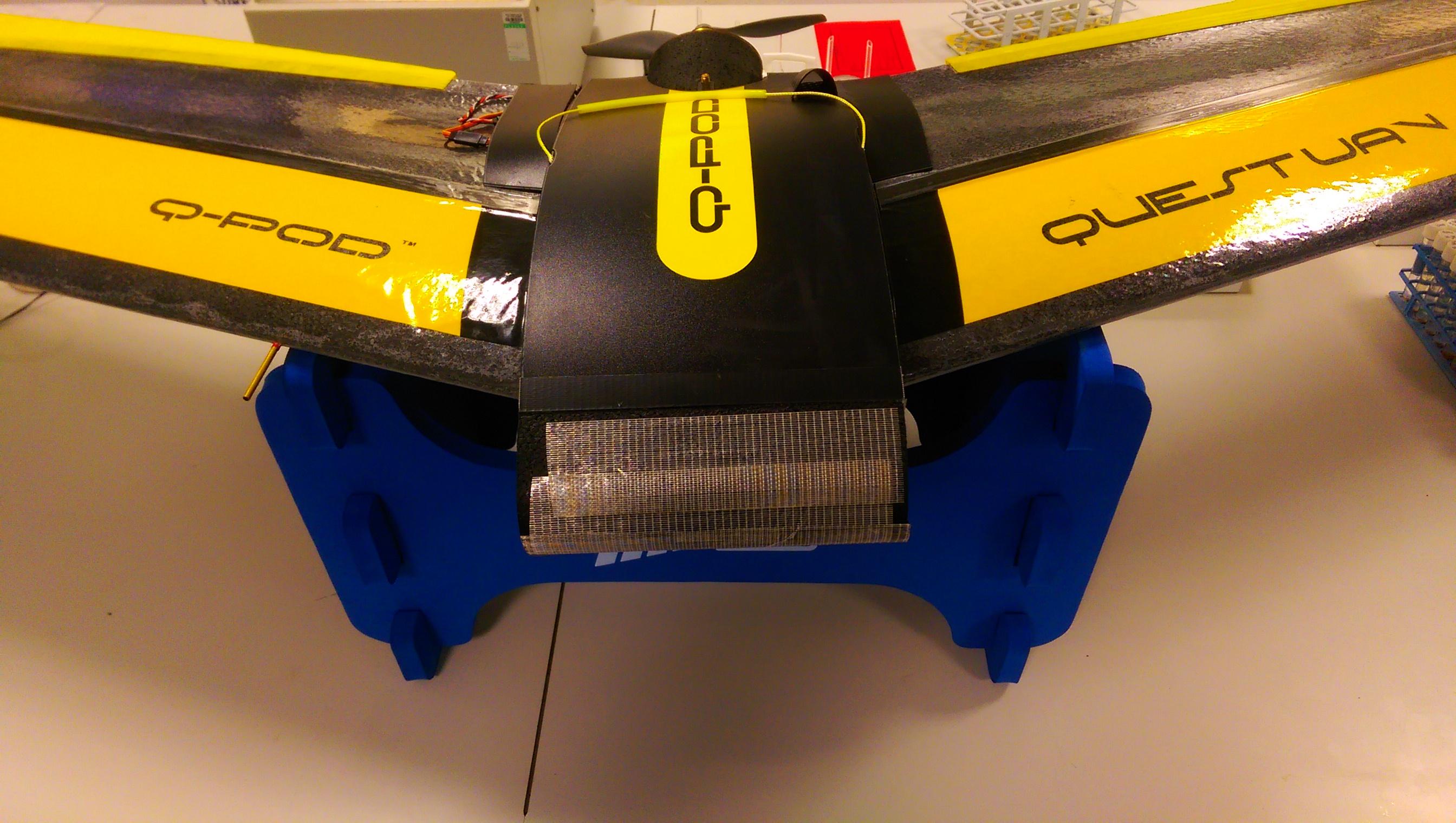 Quest UAV Q-Pod 200